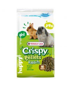 غذا خرگوش شامل پلت های یونجه برند ورسل لاگا ساخت کشور بلژیک