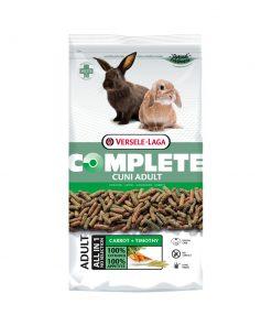 complete cuni adult غذا پلت کامپلت خرگوش ورسلاگا