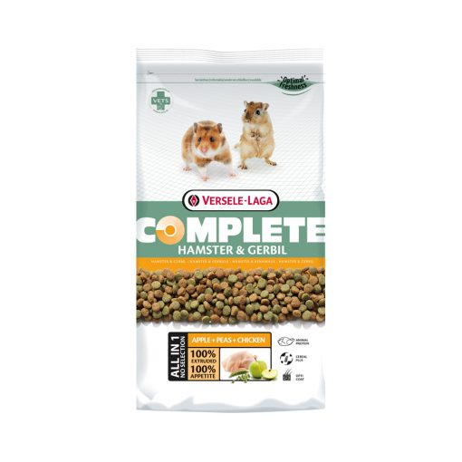 غذا پلت کامپلت همستر و جربیل ورسلاگا Coplete pelletes hamster & gerbil