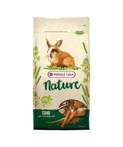 غذا خرگوش ورسلاگا نیچر