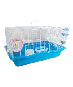 قفس همستر دایانگ مدل M01 رنگ آبی