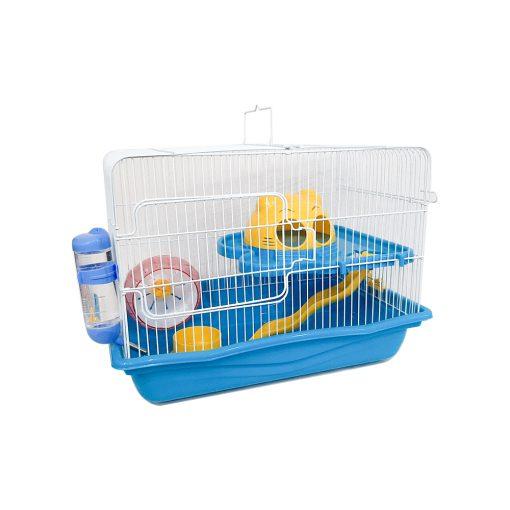 قفس همستر دایانگ مدل M02 رنگ آبی