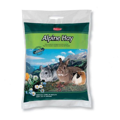 یونجه کوهی با گل پادوان Padovan Alpine hay