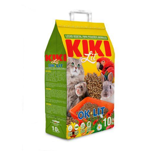 پلت چوب یا وود استیک بستر جودنگان و خرگوش برند KIKI (کیکی)