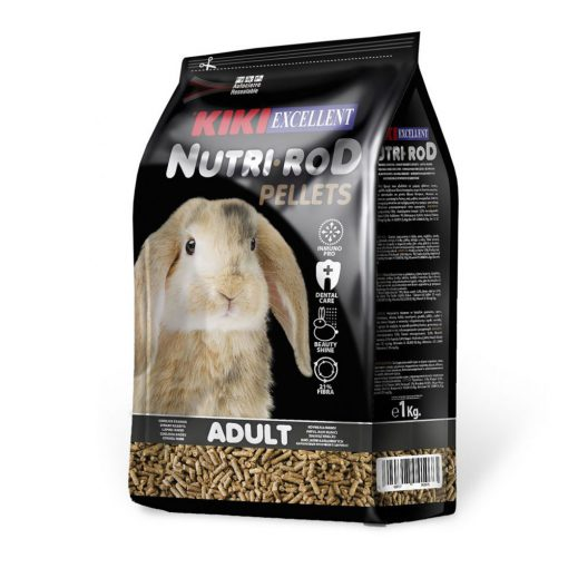 غذا خرگوش kiki کیکی مدل نوتری رود