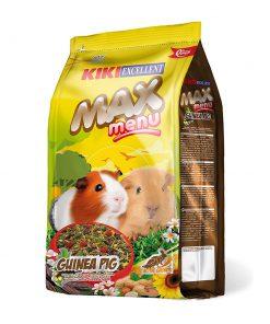 غذا خوکچه هندی kiki کیکی مدل اکسلنت مکس منو