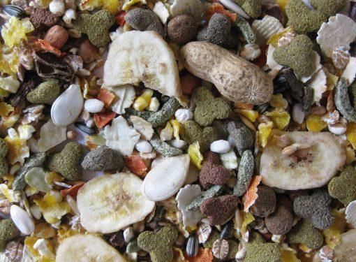 غذای ۵ ستاره همستر دلی نیچر محصول بلژیک